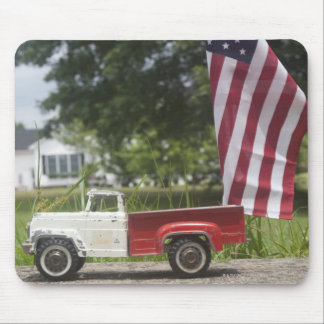 fourth of july mouse pad