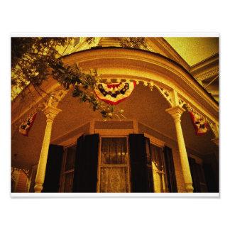 Fourth of July, Savannah Photo Art