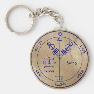 Fourth Pentacle of Jupiter Keychain