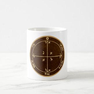 Fourth Pentacle of Mars Coffee Mug