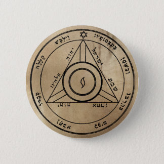 Fourth Pentacle of Saturn Button