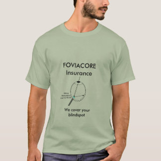 FOVIACORE Insurance Co. T-Shirt