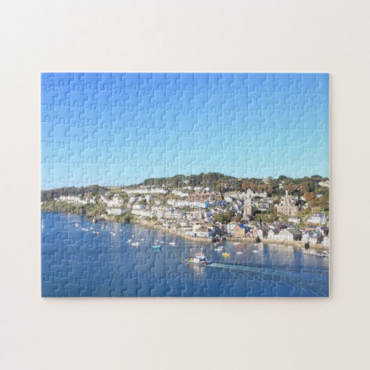 Fowey Jigsaw Puzzle