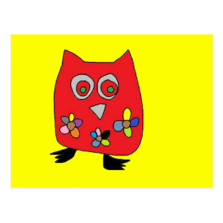 Fowl Owl Cards