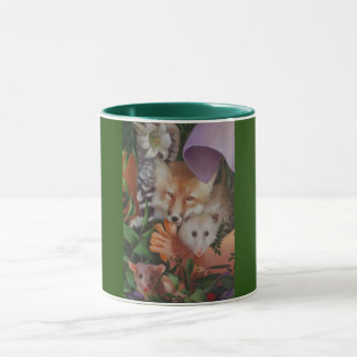 Fox and Noah Mug