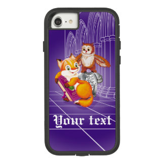 fox and owl Case-Mate tough extreme iPhone 8/7 case
