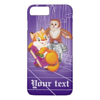 fox and owl iPhone 8 plus/7 plus case