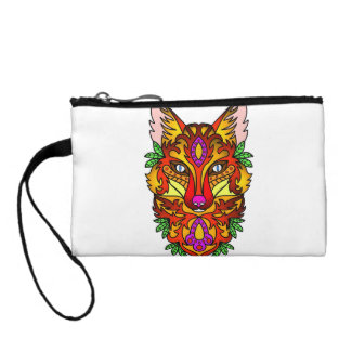 Fox Animal Coin Purse