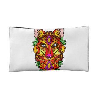 Fox Animal Cosmetic Bag