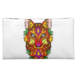 Fox Animal Cosmetics Bags