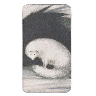 Fox arctique, de 'récit d'un deuxième voyage dedan pochette pour portable