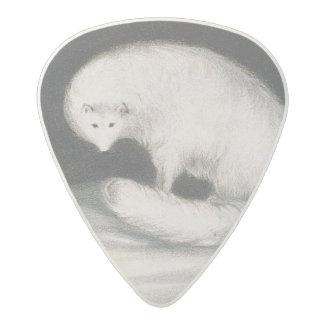 Fox arctique, de 'récit d'un deuxième voyage médiator acetal