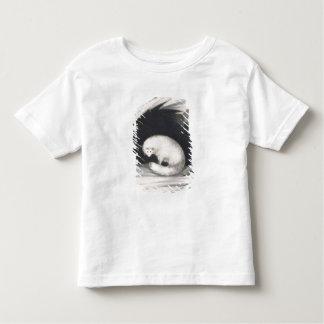 Fox arctique, de 'récit d'un deuxième voyage t-shirts