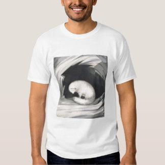 Fox arctique, de 'récit d'un deuxième voyage tee-shirt