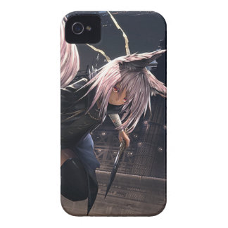 Fox Assassin iPhone 4 Case-Mate Case
