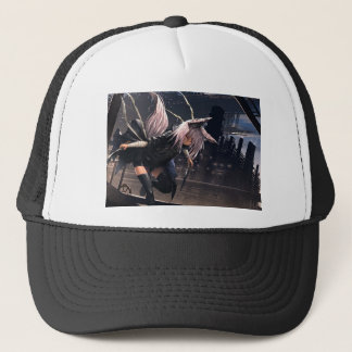 Fox Assassin Trucker Hat