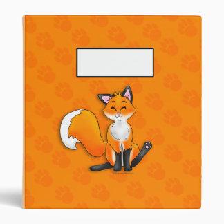 Fox binder 1 inch