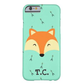 fox boys phone cover pale blue add name