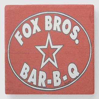 Fox Bros. Candler Park, Atlanta Marble Coaster
