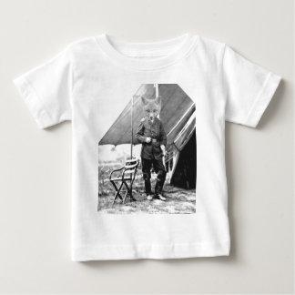 Fox camp Black and white Baby T-Shirt