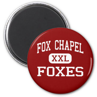 Fox Chapel - Foxes - Area - Pittsburgh Magnet