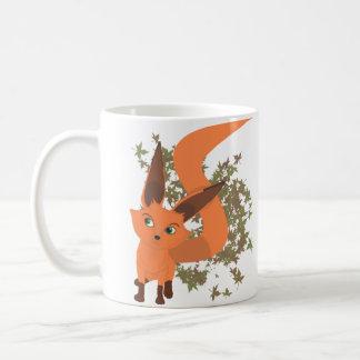 Fox Coffee Mug