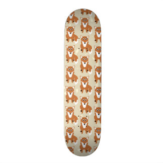 Fox Design Skate Boards