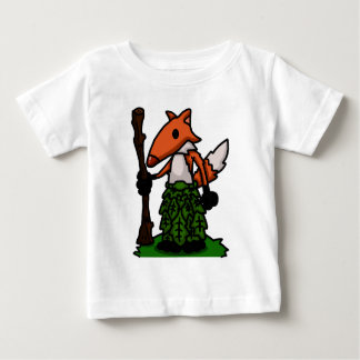 Fox Druid Baby Tee