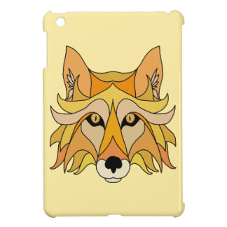 Fox Face Case For The iPad Mini