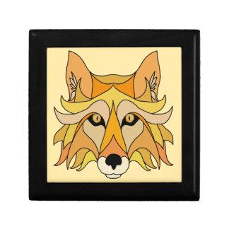 Fox Face Gift Box