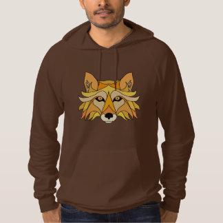 Fox Face Hoodie