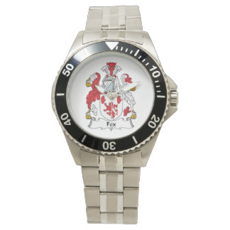 Fox Family Crest Watch