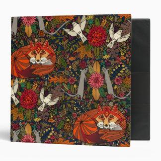 fox garden binder
