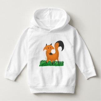 Fox garden hoodie