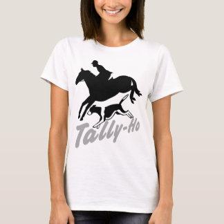 Fox Hunting Tally-Ho T-Shirt