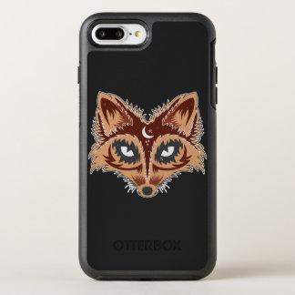 Fox Illustration OtterBox Symmetry iPhone 7 Plus Case