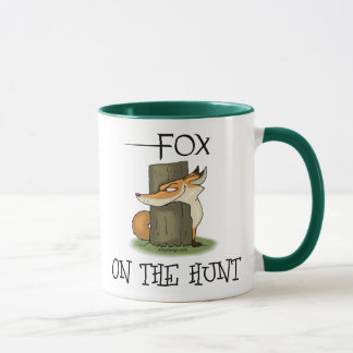 Fox Image Mugs