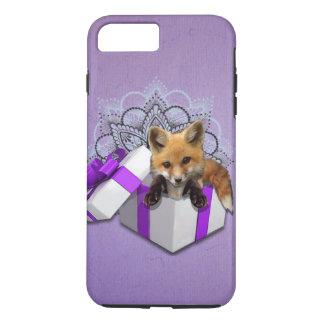 Fox in a Box iPhone 7 Plus Case