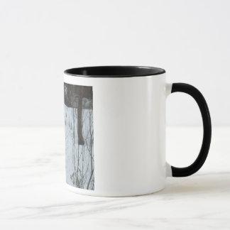 Fox in Snow Mug