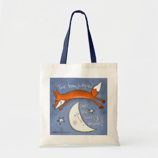 Fox Jumped Over the Moon