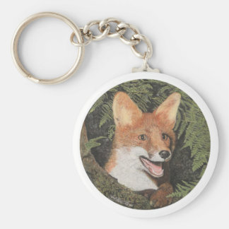 Fox Keyring