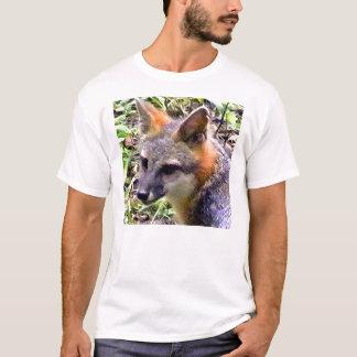 FOX KIT PLAYING IN THE BRUSH T-Shirt