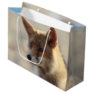 Fox Large Gift Bag
