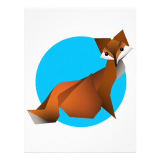 Fox Letterhead