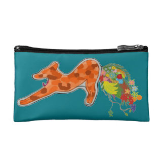 Fox Lovers Cosmetic Bag