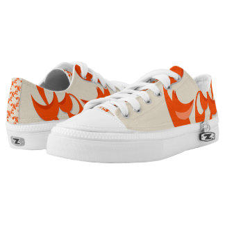 Fox Low-Top Sneakers