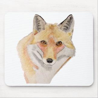 fox mouse-mat mouse pad