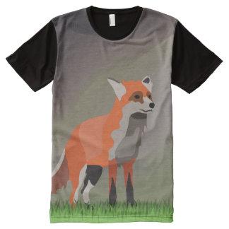 Fox on meadow