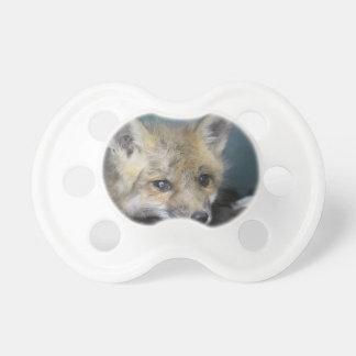 Fox Phone Case Pacifier