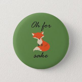 Fox Sake Button